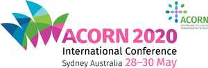 It is now less than a year until our biggest event begins. We warmly invite you to join us at the ACORN 2020 Internation...